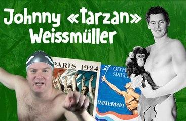 """Salut les Baigneurs #8 - Johnny """"Tarzan"""" Weissmüller"""