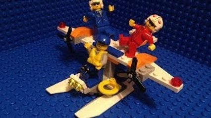 LEGO 30225 Coast Guard Seaplane