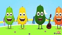 Papaya - Fruit Rhyme