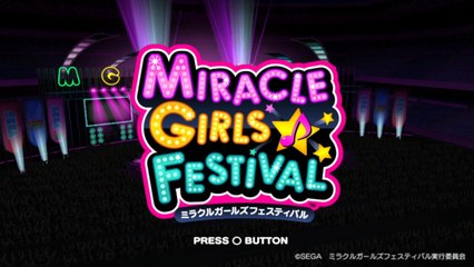 Miracle Girls Festival - 55 Minute Playthrough [PS TV]