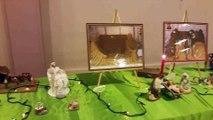 Exposition de crèches Mortain
