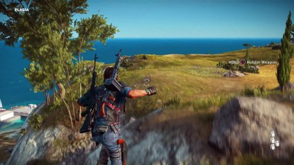 Conflicting Interests Just Cause 3 Story mission