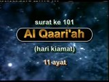 Surah Al Qori'ah - Mishary Al 'Afasy - Recite in Beautiful Voice