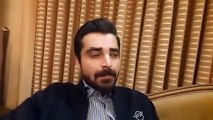 What Happened After Hamza Ali Abbasi Meeting With MQM Supporters (Exclusive Video)