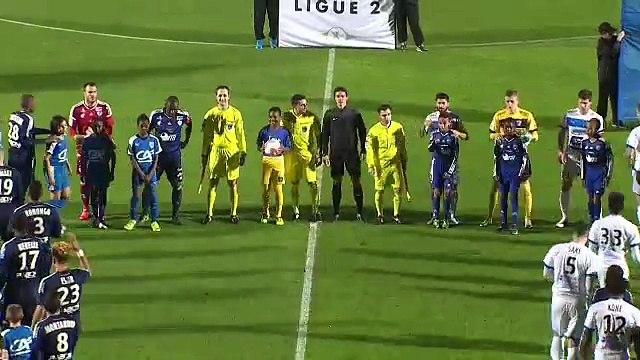 J19 - US Créteil - Cham. Niort 2015/16 2-3 Résumé du match