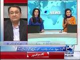 Anjum Rasheed (analyst) talks on imran khan's threatening speech