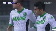 0-1 Sergio Floccari Goal Italy  Serie A - 2.12.2015, Hellas Verona 0-1 Sassuolo Calcio