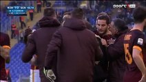 1-0 Alessandro Florenzi Goal Italy  Serie A - 20.12.2015, AS Roma 1-0 Genoa