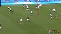 Alessandro Florenzi Goal - AS Roma vs Genoa 1-0 (Serie A 2015)
