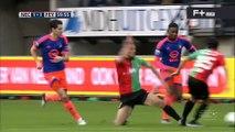 1-1 Janio Bikel Goal Holland  Eredivisie - 20.12.2015, NEC Nijmegen 1-1 Feyenoord