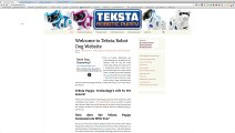 robotic dog toy Teksta Robotic Puppy Review - Top Christmas Toys and Games teksta robot price