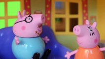 peppa Pig George Da Familia Peppa Pig E sua Casinha Na Arvore!!! Em Portugues pig portugues