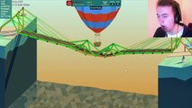 Snow Drift Complete!   Snow Drift Levels 7 12   Poly Bridge Gameplay