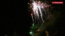 Carhaix. Record battu pour le feu d'artifice des Vieilles Charrues