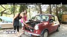 Tellement vrai la quotidienne Emilie, sa voiture cest son bébé 2013 12 27