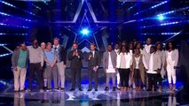 Jules and Matisse and Old Men Grooving are in the final | Semi-Final 2 | Britains Got Talent 2015