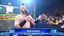 WWE Dolph Ziggler & Neville vs Sheamus & Bad News Barrett show
