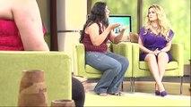 Pregnant Tere Marín upskirt on Casos de Familia 1 8 15 part 1
