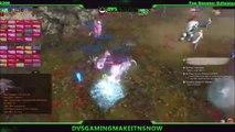 XoO Vs DVS Gaming ArcheAge Large PvP Battle Naima Server
