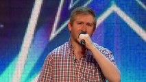 Simon Cowells singing namesake does Diana Ross | Britains Got Talent 2014