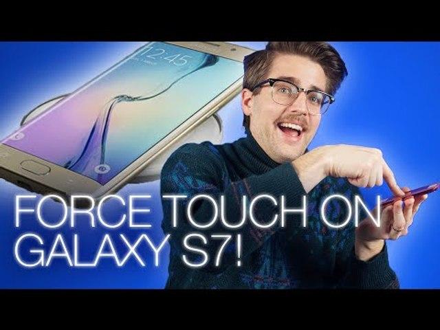 3D Processors, Fury unlocked to Fury X, Pressure-Sensitive Galaxy S7