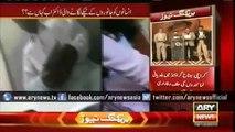 Ary News Headlines 19 December 2015 , Sar e Aam Team Exposes Target Killing Baba