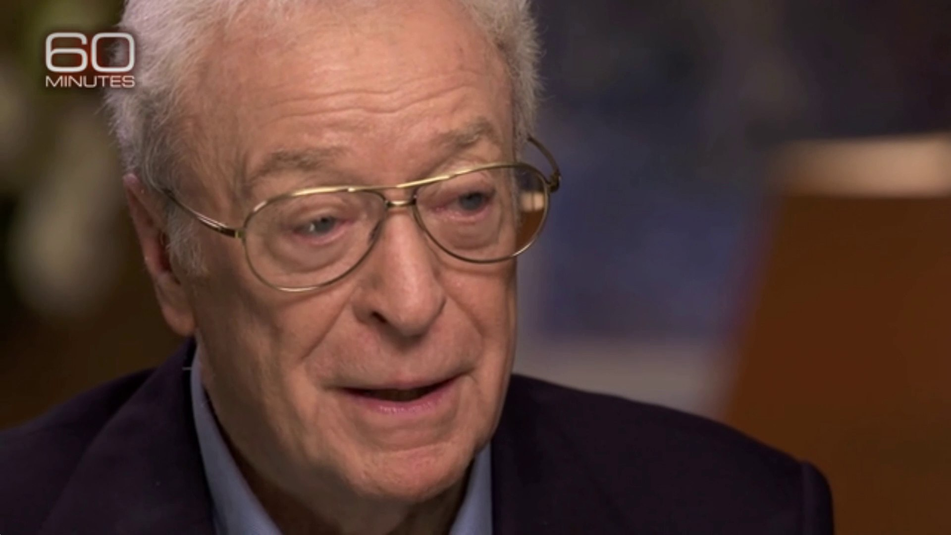 Michael Caine shares story about his grandson and Batman