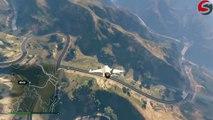 GTA 5 FIGHT ACTION F16 Vs F16