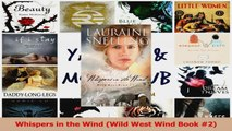 Whispers in the Wind Wild West Wind Book 2 Read Online