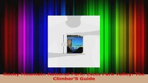 Download  Rocky Mountain National Park Estes Park Valley The ClimberS Guide PDF Online