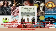 PDF Download  Photography Tips Master the Art of Wedding Photography With Best Wedding Photography Tips Download Online