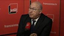 Fiscalité, Espagne : Michel Sapin répond aux questions de Marc Fauvelle