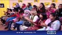 Aaj ki subah Boxer Amir Khan kay saath - Subah Saverey Samaa Kay Saath, 21 Dec 2015