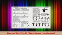 Birds of the World Eyewitness Handbooks