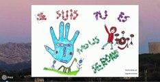 Je suis tu es nous serons CE2 Ecole Lucie Aubrac Gardanne 2015