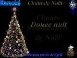 """Chants traditionnels de Noël """"Douce nuit"""""""