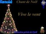 """Chants traditionnels de Noël """"Vive le vent"""""""