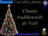 "Chants traditionnels de Noël ""Il est né le divin enfant"""