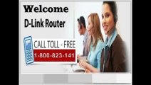 Dial Toll-Free Number 1-800-823-141 | D-Link Router Technical Support Number | Solve Your Errors
