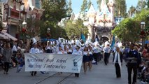 Marching Band Northwood HS - Word Up! - Disneyland: Veterans Day 2011 Marching Band