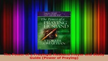 PDF Download  The Power of a Praying Husband Prayer and Study Guide Power of Praying PDF Full Ebook