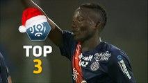 Top Buts Montpellier Hérault SC J1-J19 / Ligue 1 : saison 2015-16