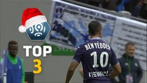 Top Buts Toulouse FC J1-J19 / Ligue 1 : saison 2015-16