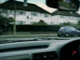 Publicité Anglaise securité routiere