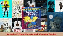 Arnolds EFiles Hey Arnold Chapter Books Download