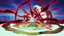 Bentrokan pengguna Houshoku Haki Luffy VS Doflamingo