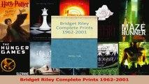 PDF Download  Bridget Riley Complete Prints 19622001 PDF Online