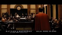Batman v Superman: Dawn of Justice 2016 Film International TV Spot - Zack Snyder Movie