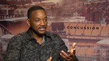 1-on-1 with Concussion's Will Smith