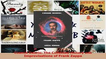 PDF Download  Cosmik Debris The Collected History and Improvisations of Frank Zappa Read Full Ebook